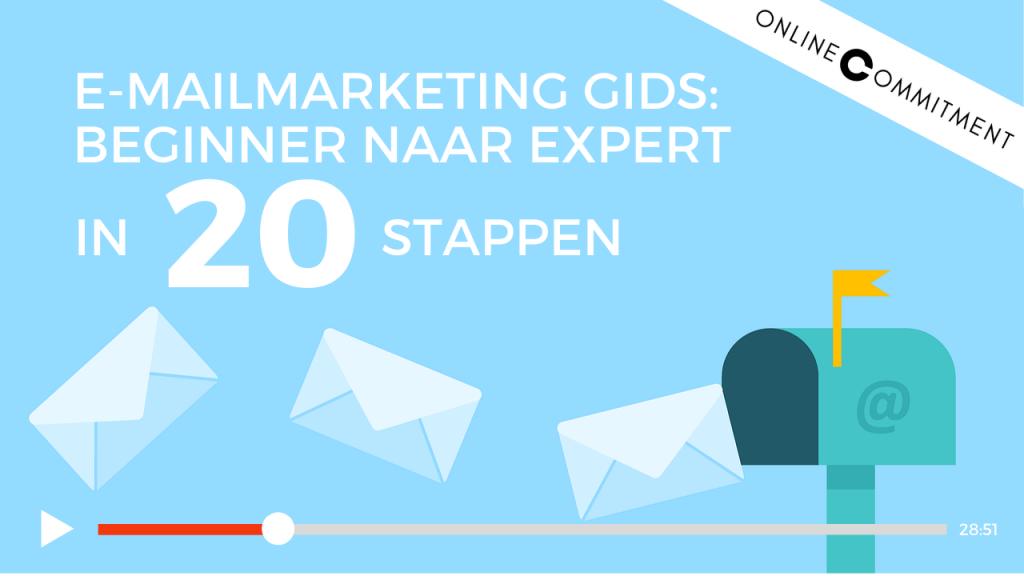 emailmarkting gids beginner naar expert 20 stappen