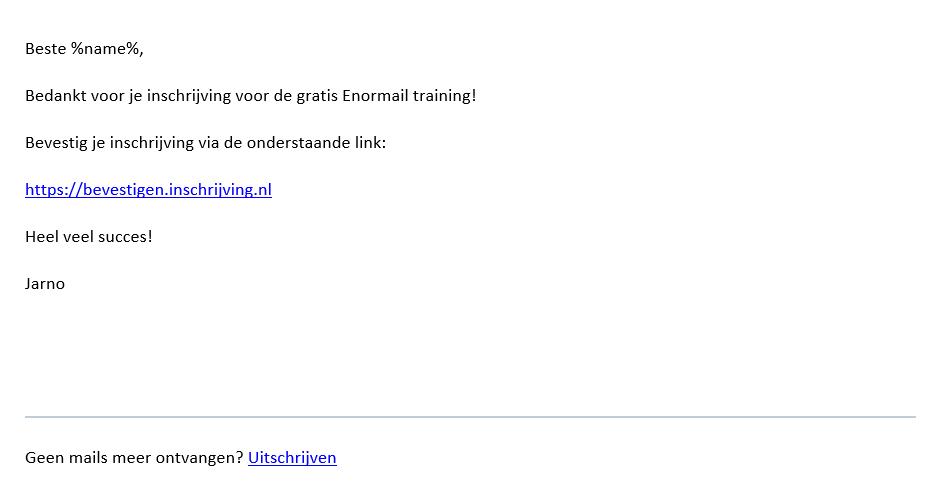 standaard mail
