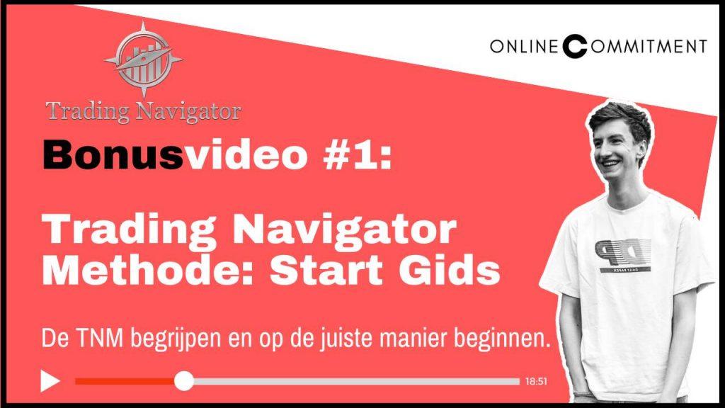 trading navigator methode bonus