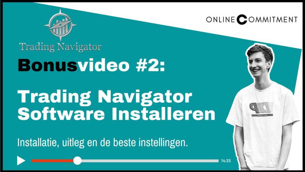 trading navigator software bonus