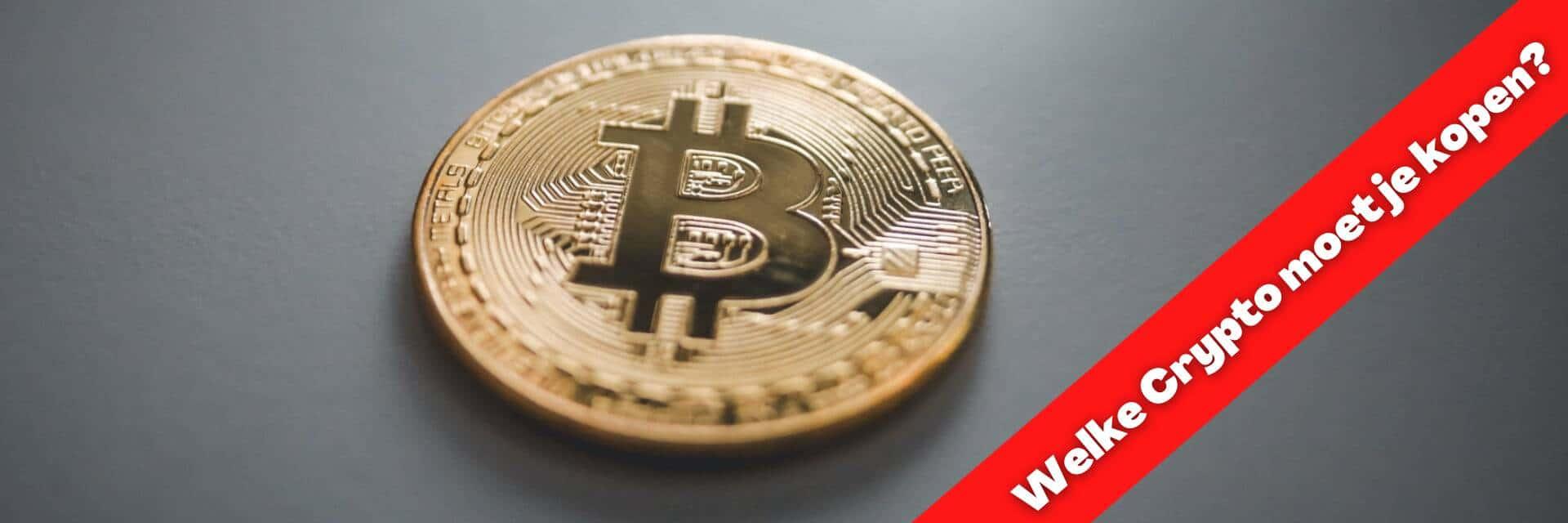 welke crypto kopen