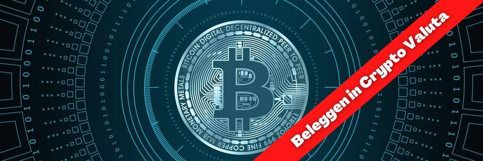 beleggen in Crypto valuta