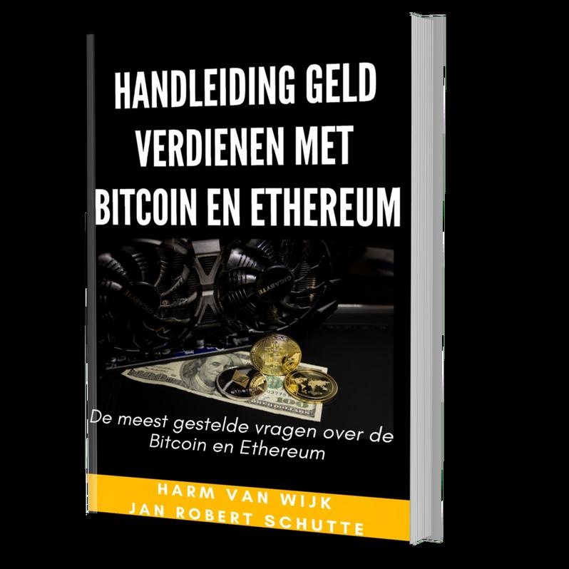 hanleiding geld verdienen met bitcoin en ethereum