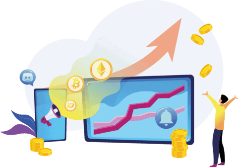 Crypto tradingabonnement van AllesOverCrypto