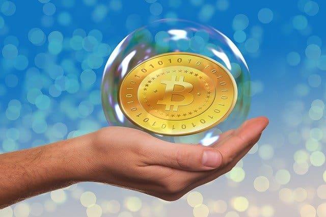 is bitcoin een bubbel